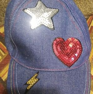 Denim Baseball Cap